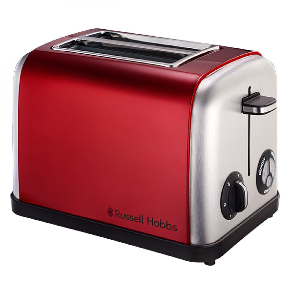 2 SLICE 2ND GENERATION LEGACY RED TOASTER