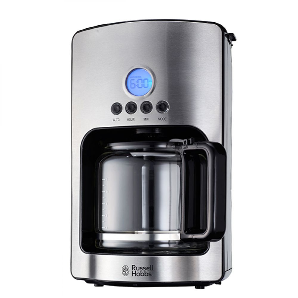 1.8L APOLLO STAINLESS STEEL DIGITAL FILTER COFFEE MAKER