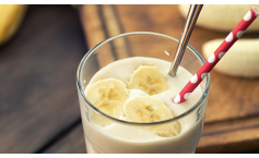 All Day Banana Smoothie